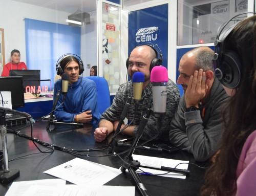 Entrevista en Antena CEMU